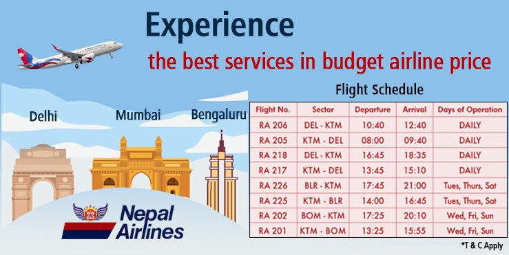 nepal airline