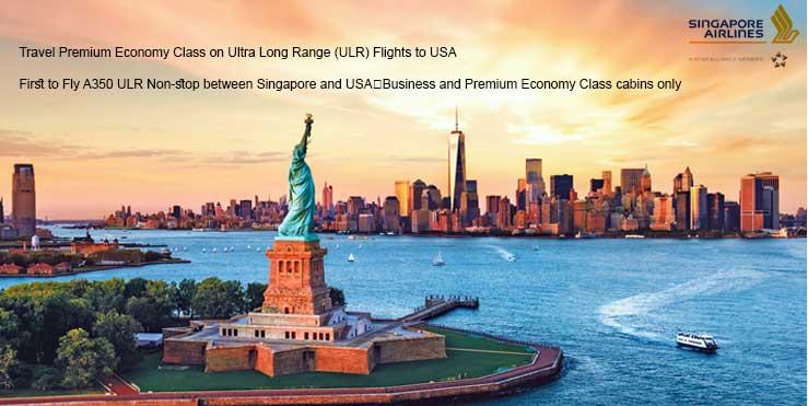 Singapore airline usa